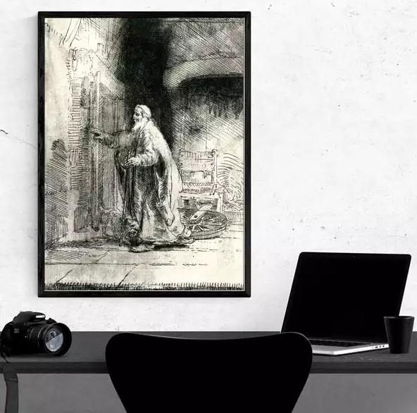 obrazy rembrandta